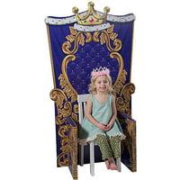 Child Size Medieval Throne