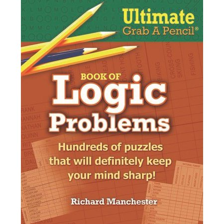 Ultimate Grab a Pencil Book of Logic Problems (Happy Halloween Logic Problem)