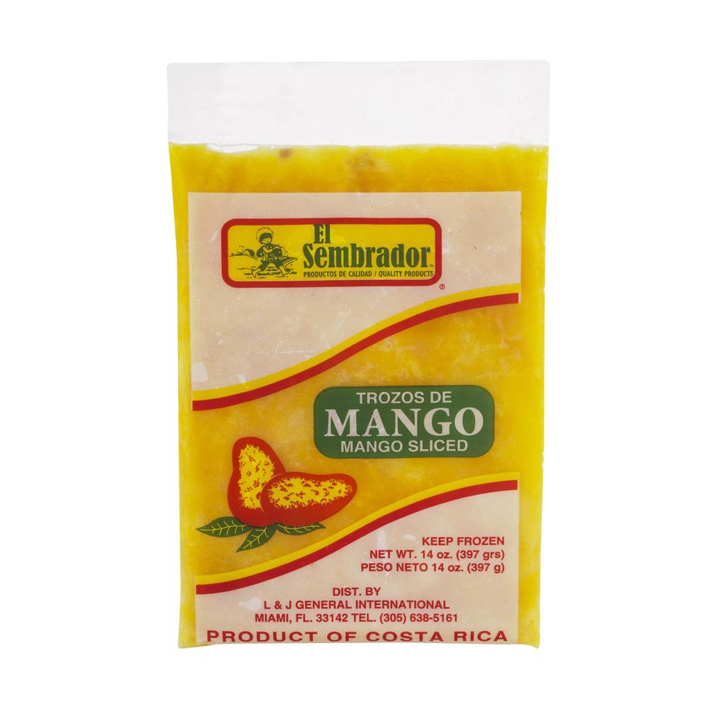 El Sembrador Mango Sliced, 14.0 OZ