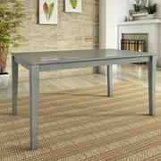 "Lexington Large 60"" Wood Dining Table, Multiple Finishes"