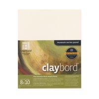 Claybord 8 in. x 10 in., each (pack of 2)