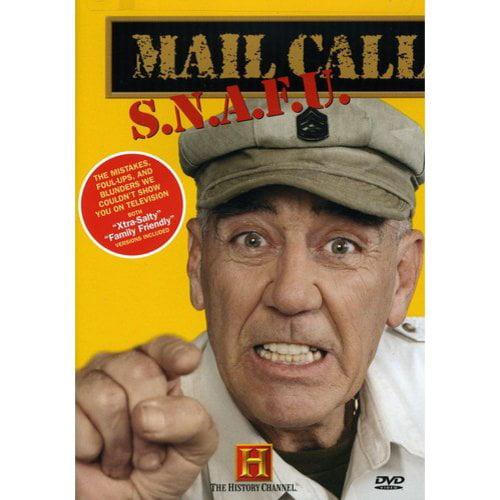 Mail Call: S.N.A.F.U.