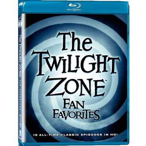 The Twilight Zone: Fan Favorites (Blu-ray)