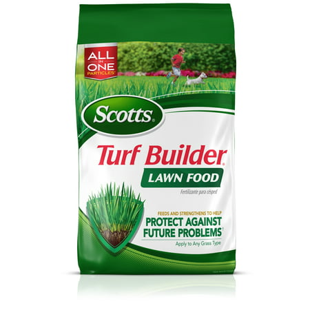 Scotts Turf Builder Lawn Food Northern, 5,000 sq. ft., Lawn Fertilizer