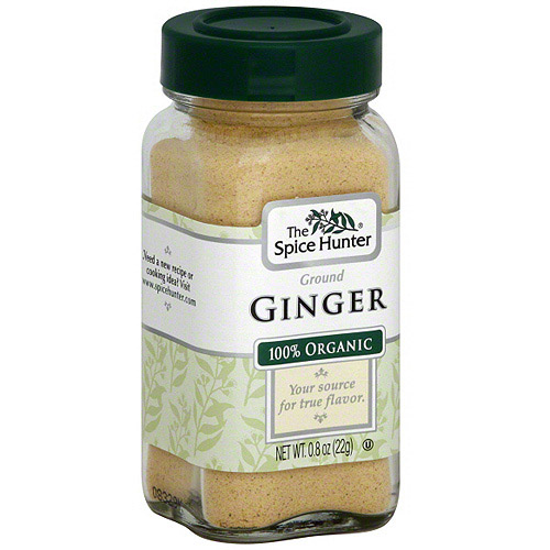 The Spice Hunter Ground Ginger, 0.8 oz (Pack of 6)