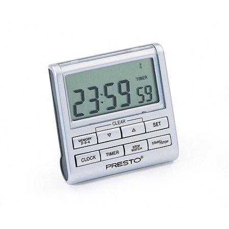 Presto Electronic Clock, Timer - Walmart.com