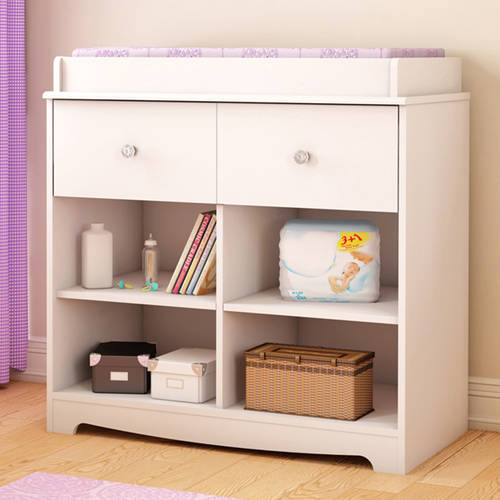 South Shore Little Teddy Changing Table, Multiple Finishes by South Shore Furniture