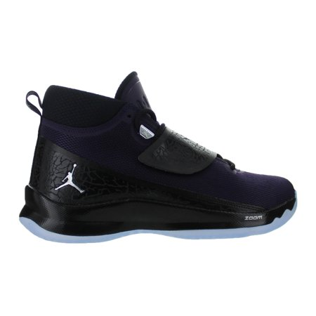5d7b7265ed5214 Jordan - Mens Air Jordan Super.Fly 5 PO Purple Dynasty Metallic Silver  Black 88 - Walmart.com