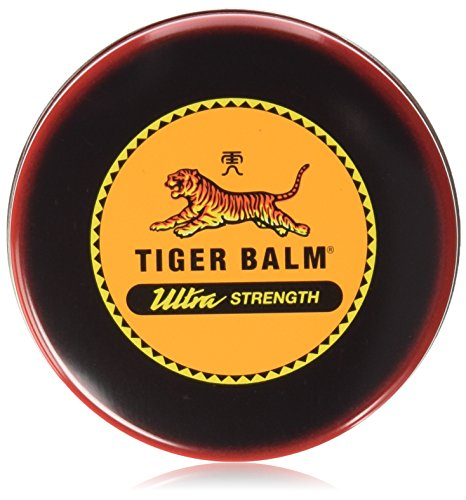 Tiger Balm Oint Ultr/Str  50Gm (5 Pack)