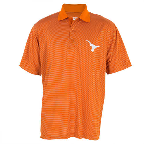 NCAA Texas Longhorns Men's Hinton Performance Polo
