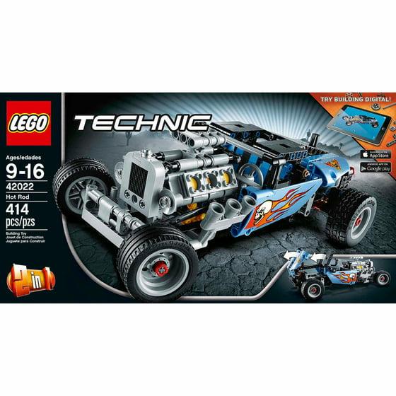 Lego Technic Hot Rod Walmart