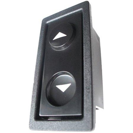 GMC Sierra C1500 C2500 C3500 K1500 K2500 K3500 Passenger Power Window Switch 1988-1989 (electric control panel lock button auto driver passenger door)