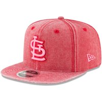 official photos 8075e e5b13 Product Image St. Louis Cardinals New Era Rugged Tone Original Fit 9FIFTY  Adjustable Snapback Hat - Red