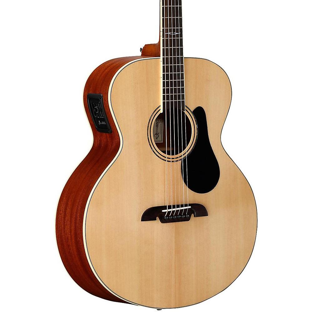 Alvarez Artist Series Acoustic-Electric Baritone Guitar Natural by Alvarez