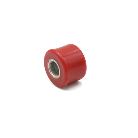 4pcs 0.39Inch Inside Dia Red Plastic Shock Absorber Bushings for Motorcycle - image 1 of 2