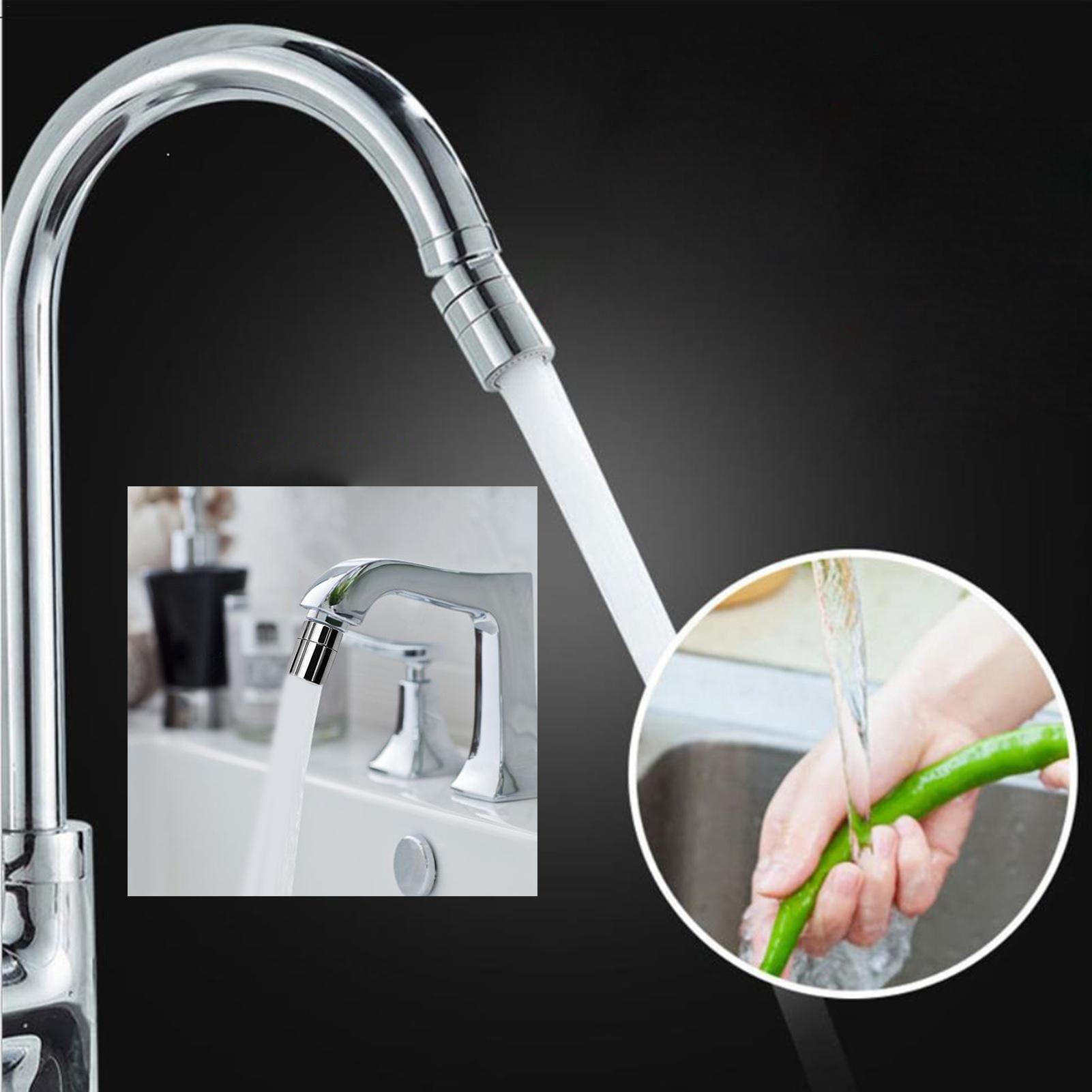 Autcarible Water Faucet Splash Proof Rotating Kitchen Faucet Walmart Com Walmart Com