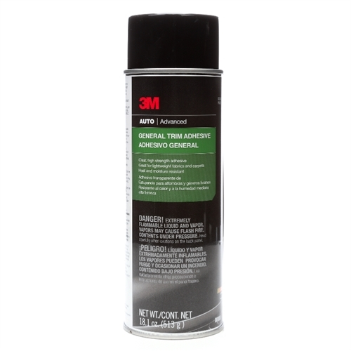 3m Company 8088 General Trim Adhesive Clear
