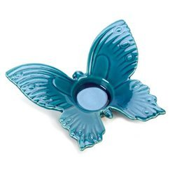 Home Locomotion - Butterfly Tea Light Candle Holder (pack of 1 EA)