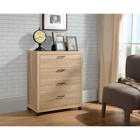 Madison Four (Mainstays Madison Collection 4 Drawer Dresser, Multiple)