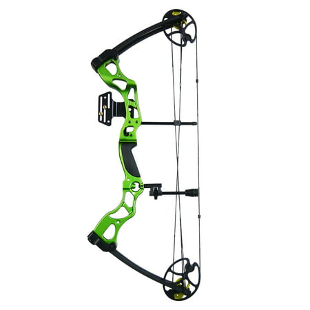 iGlow 40-70 lbs Black / Camouflage Camo Archery Hunting Compound Bow 175 150 60 55 30 lb