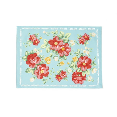 The Pioneer Woman Vintage Floral Reversible Placemat