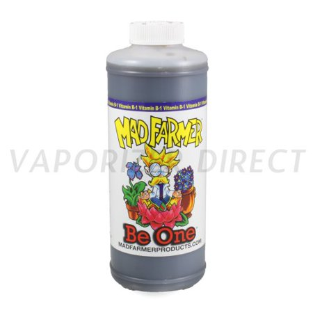 - Mad Farmer Be One 1 Quart Vitamin B1 Additive Plant Nutrients