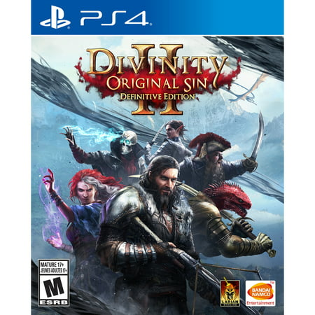 Divinity Original Sin II: Definitive Edition - PlayStation 4