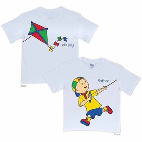 Caillou Boys' T-shirts