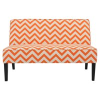 Walther Chevron Loveseat