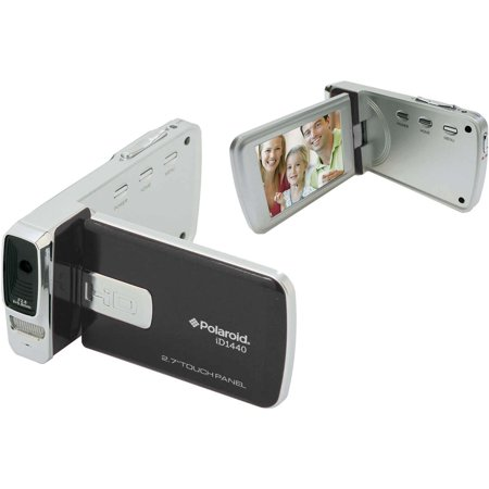 Polaroid 14MP 4x Zoom HD 1080p Camcorder with 2.7