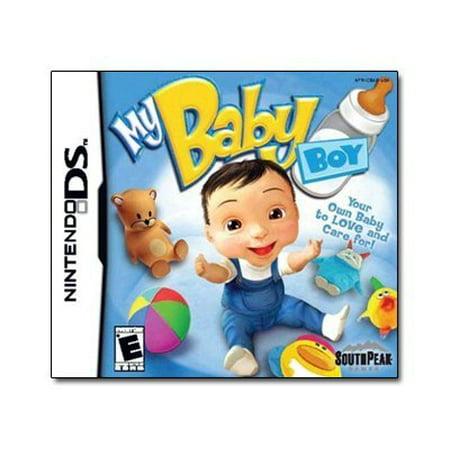 My Baby Boy Nintendo Ds Walmart Com