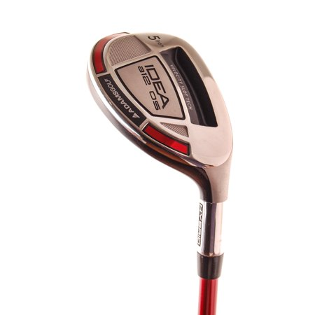 Adams Idea A12 Hybrid (New Adams Idea A12OS Hybrid #5 Bassara 55 R-Flex Graphite RH (NO HC) )