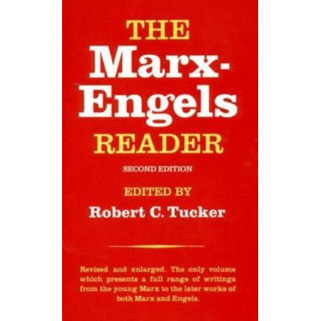 marx engels reader about modern capitalism essay Marx and engels and the 'collapse' of capitalism marx and engels were scathing about this concept engels wrote that if the whole of modern society is not to.
