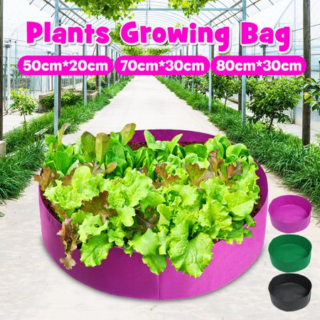 Vegetable Box Planting Grow Bag Plants Growing Bag Plants Container Raised Plant Bed Backyard Garden Flower Planter Pot Potato Planting Bag