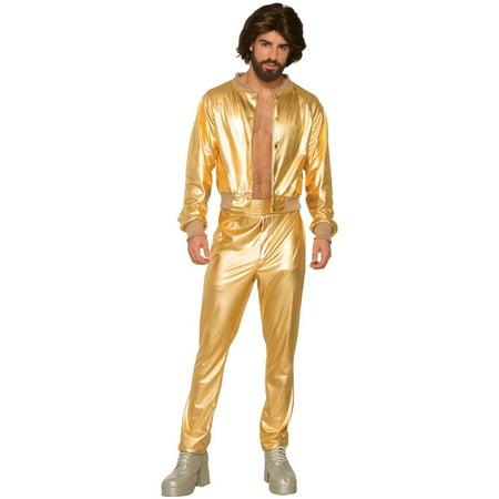 Womens Disco Singer Costume