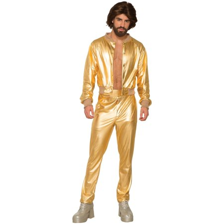 Womens Disco Singer Costume - Seventies Outfit