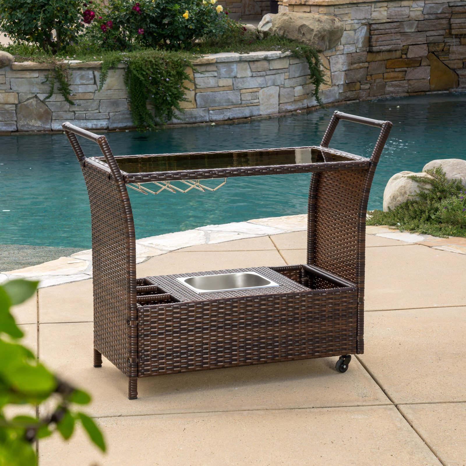 Douglas Serving Cart by Best Selling Home Decor Furniture LLC