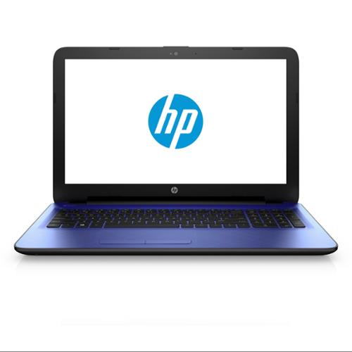 "Refurbished HP 15-ac127ds, Intel Pentium Quad Core, 15.6"" LED, Windows 10 Notebook (Blue)"