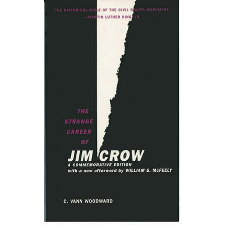The Strange Career of Jim Crow - eBook