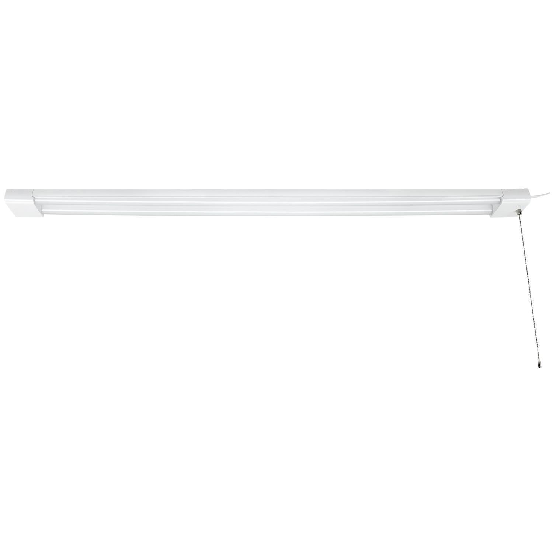 SUNLITE LED Shop Light Cool White 4100K 48W 120-277V