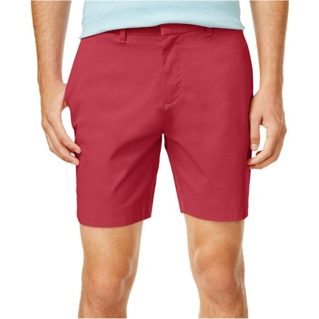 Tommy Hilfiger Mens Classic Stretch Casual Chino Shorts