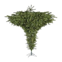 Product Image Vickerman 9 Upside Down Artificial Christmas Tree With 800 Warm White Led Lights
