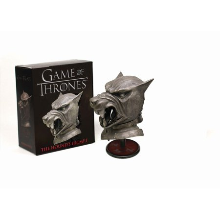 Miniature Editions: Game of Thrones: The Hound's Helmet - Hound Helmet