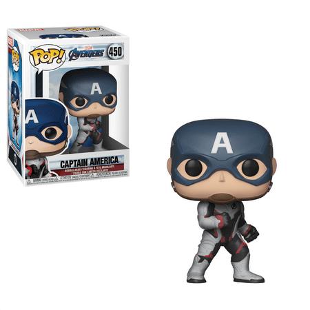 Captain America Crossbones (Funko POP! Marvel: Avengers Endgame - Captain)