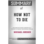 Summary of How Not to Die - eBook