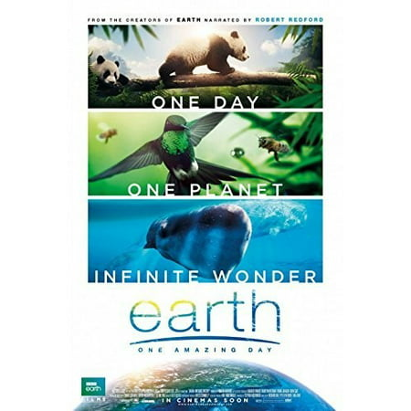 Earth: One Amazing Day (4K Ultra HD + Blu-ray + Digital Copy)](Earth Day Giveaways)