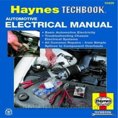 Automotive Electrical Manual (Haynes Repair Manuals) by Haynes