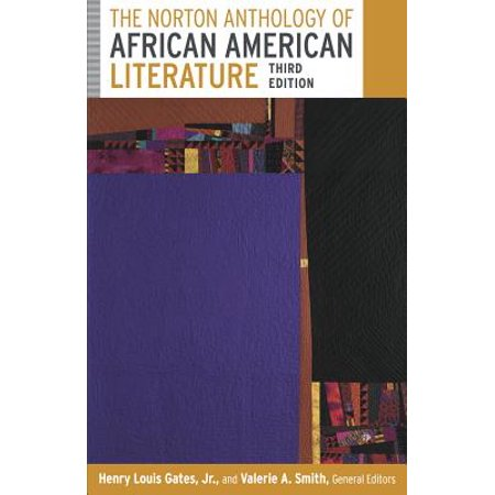The Norton Anthology of African American (Concise Anthology Of American Literature 7th Edition Ebook)