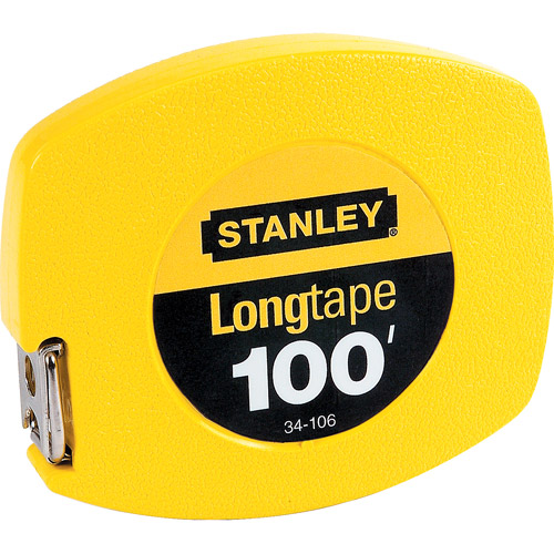 Stanley 100' Long Tape Measure, 34-106