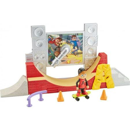 Alvin and The Chipmunks 360 degree Stunts Skate (Alvin And The Chipmunks 4 Munk Up)